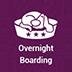 overnight boarding